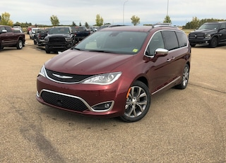 New 2020 Chrysler Pacifica Limited 35th Anniversary Edition Van for sale in Camrose, AB