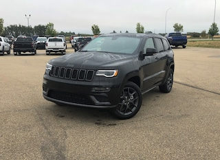 New 2019 Jeep Grand Cherokee Limited X SUV for sale in Camrose, AB