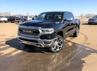 New 2019 Ram All-New 1500 Limited Truck Crew Cab for sale in Camrose, AB