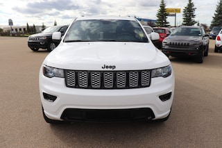 New 2020 Jeep Grand Cherokee Altitude SUV for sale in Camrose, AB