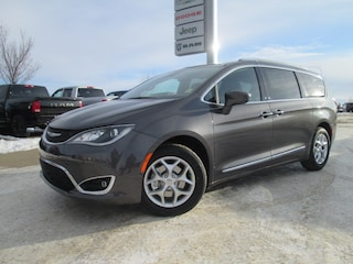 New 2020 Chrysler Pacifica Touring-L Plus 35th Anniversary Edition Van for sale in Camrose, AB
