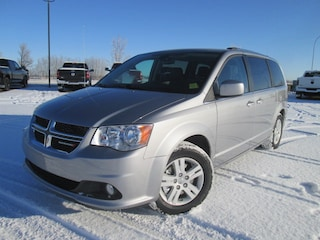 New 2019 Dodge Grand Caravan Crew Plus Van for sale in Camrose, AB