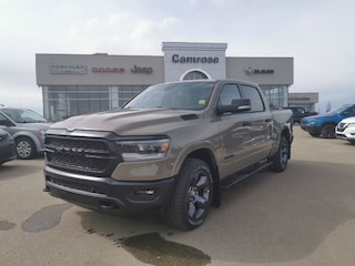 New 2020 Ram 1500 Big Horn Built to Serve Edition Truck Crew Cab for sale in Camrose, AB