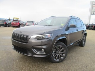 New 2020 Jeep Cherokee High Altitude SUV for sale in Camrose, AB