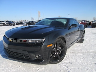 Used 2015 Chevrolet Camaro 1SS Coupe for sale in Camrose, AB.