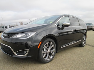 New 2020 Chrysler Pacifica Limited Van for sale in Camrose, AB