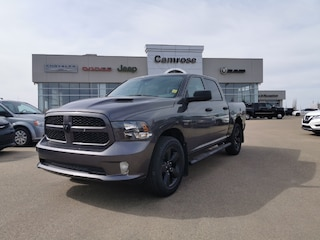 New 2020 Ram 1500 Classic Express Truck Crew Cab for sale in Camrose, AB