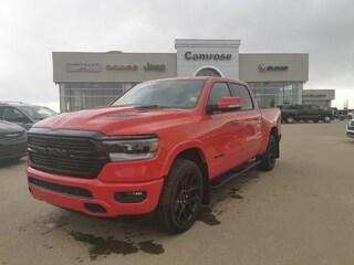 New 2020 Ram 1500 Laramie Truck Crew Cab for sale in Camrose, AB