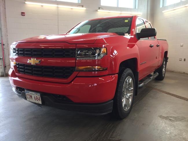 2017 Chevrolet Silverado 1500 Silverado Custom!Cruise Control! Bluetooth! Truck Double Cab