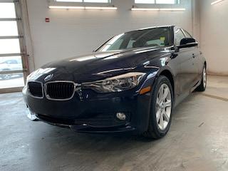 2014 BMW 3 Series 320i X-Drive! AWD! Alloys! Leather! NEW Tires! USB Sedan