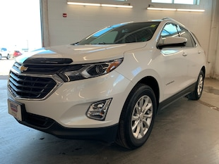 2018 Chevrolet Equinox LT! Sunroof! Autostart! Backup CAM! Carplay! Alloy SUV
