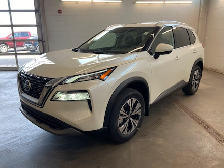 2021 Nissan Rogue SV Premium! Leather! Moonroof! From $99/Week! SUV