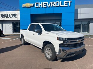 2019 Chevrolet Silverado 1500 LT 4WD! Crew CAB! Heated Seat! Carplay! Backup CAM Truck