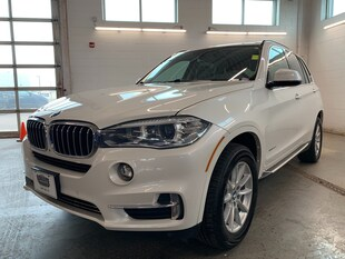 2015 BMW X5 X-Drive! AWD! Leather! Sunroof! Navi! Backup CAM! SUV