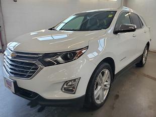 2018 Chevrolet Equinox Premier AWD! Autostart! Leather! Carplay! Back CAM SUV