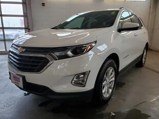 2018 Chevrolet Equinox LT AWD! Autostart! Sunroof! Heated Seats! Carplay! SUV