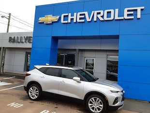 2019 Chevrolet Blazer True North AWD! Leather! Pano Sunroof! NAV! SUV