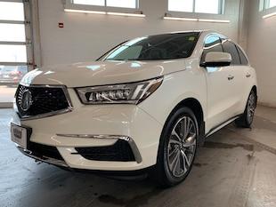 2019 Acura MDX Tech AWD! Leather! Sunroof! Backup CAM! Autostart! SUV
