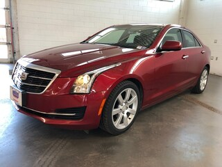 2015 Cadillac ATS 2.5L- Heated Seats! Leather! LOW KM! Sedan