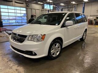 2020 Dodge Grand Caravan Crew Van