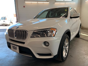 2014 BMW X3 xDRIVE AWD! LEATHER! SUNROOF! NAVI! BACKUP CAM! SUV