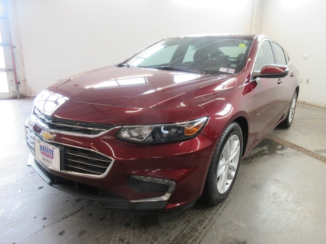 2016 Chevrolet Malibu LT! Alloy Wheels! Backup CAM! NAV! Sedan