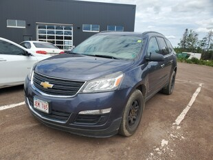 2013 Chevrolet Traverse LS! 7 Seats! Alloys! Bluetooth! Backup CAM! USB! SUV
