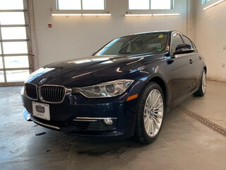 2014 BMW 3 Series xDRIVE AWD! LEATHER! SUNROOF! NAVI! BACKUP CAM! Sedan