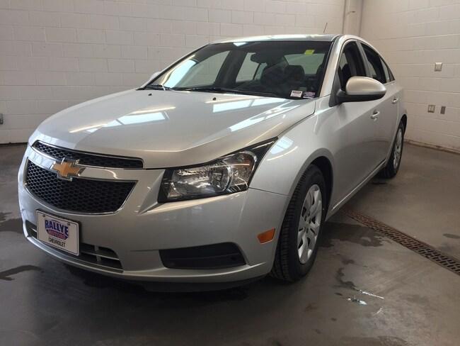 2014 Chevrolet Cruze 1LT! AC! Cruise Control! Bluetooth! Sedan