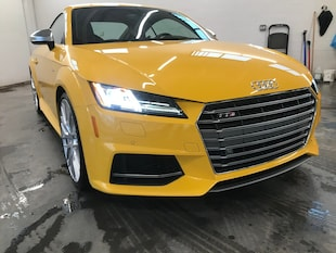 2016 Audi TTS 2.0T- Back UP CAM! Heated Seats! Leather! Coupe