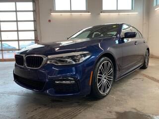 2017 BMW 5 Series 530i! AWD! Leather! Sunroof! LOW KM! Alloys! Navi! Sedan
