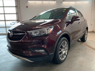 2018 Buick Encore Sports AWD! Autostart! Leather! Sunroof! Carplay! SUV