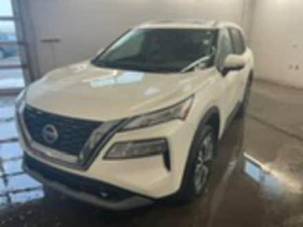 2021 Nissan Rogue SV Prem AWD! Leather Interior! Moonroof! SUV