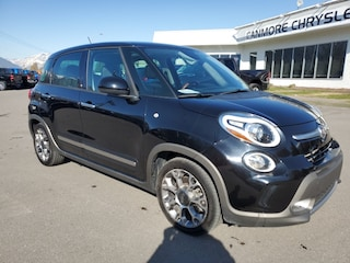 2014 FIAT 500L Trekking Sunroof Nav Heated Seats AS NEW!!!