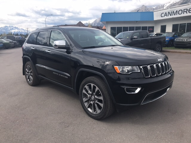 2018 Jeep Grand Cherokee Limited Winter Set, Durashield, Demo, Low Kms