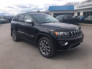 2018 Jeep Grand Cherokee Limited Winter Set, Durashield, Demo, Low Kms