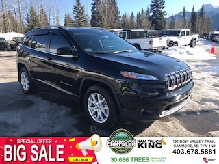 2018 Jeep Cherokee North Full Leather Pano Roof Tow Package