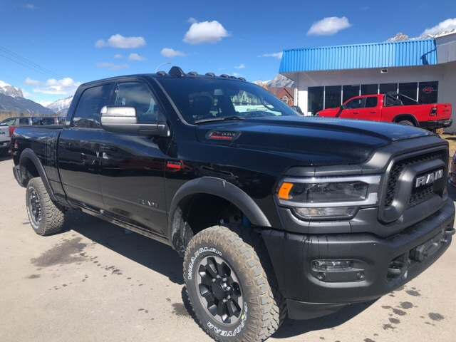 Dodge Power Wagon For Sale >> New 2019 Ram New 2500 Power Wagon Stk 19 9598 For Sale In Canmore Near Calgary Alberta Canmore Chrysler Dodge Jeep Ram