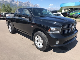 2014 Ram 1500 Sport Sunroof Leather Navigation Full Load