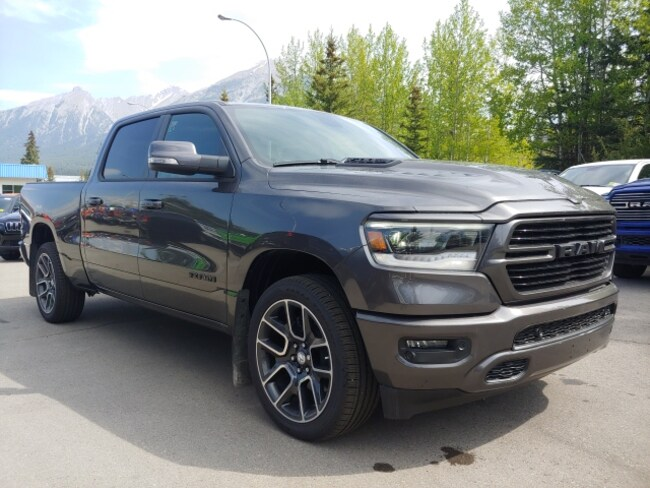 2019 Ram All-New 1500 SPORT 6'4