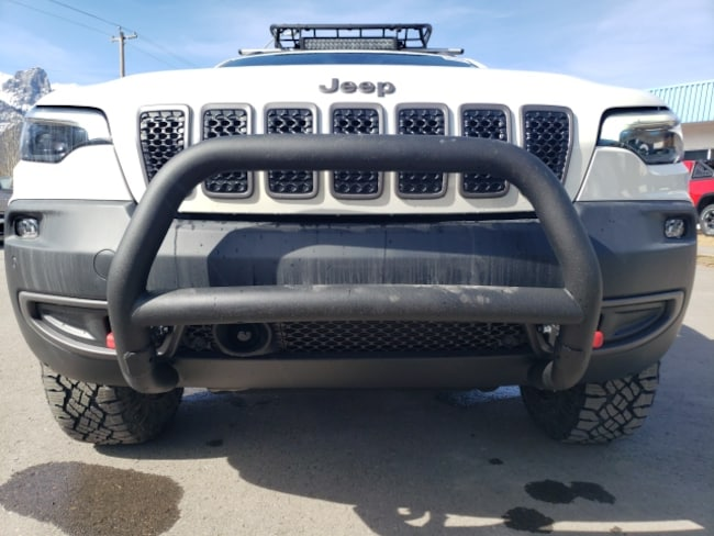 New 2019 Jeep New Cherokee Trailhawk Elite Facebook ...