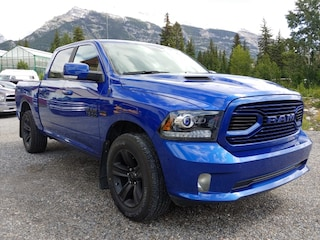 2018 Ram 1500 Sport Demo Loaded winter set with fuel rims and blizzaks