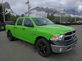 2019 Ram 1500 Classic SXT Plus Hills Green Black Wheels