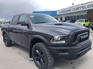 2019 Ram 1500 Classic Warlock Level kit tires exhaust leather custom wor