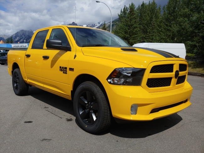 DYNAMIC_PREF_LABEL_AUTO_NEW_DETAILS_INVENTORY_DETAIL1_ALTATTRIBUTEBEFORE 2019 Ram 1500 Classic Express Stinger Yellow DYNAMIC_PREF_LABEL_AUTO_NEW_DETAILS_INVENTORY_DETAIL1_ALTATTRIBUTEAFTER