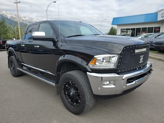 2016 Ram 3500 Limited Level Kit Rims TIres LED Mesh Grill Flares