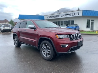 2018 Jeep Grand Cherokee Limited Air Suspension Trailer Tow 8.4 Navigation