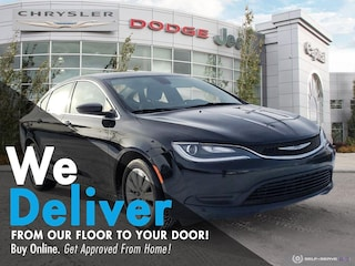 2015 Chrysler 200 LX | Clean Alberta CarProof | Sedan