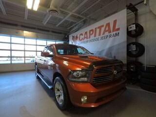 2013 Ram 1500 Sport Truck Quad Cab