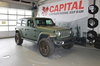 2018 Jeep Wrangler Unlimited Sahara | Mopar 2 inch lift | Fuel 20 rims | WRAP | Sahara 4x4